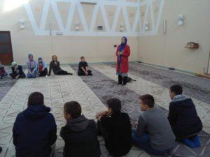 Posjeta Jordanskoj džamiji