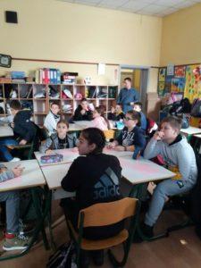Radionica s učenicima