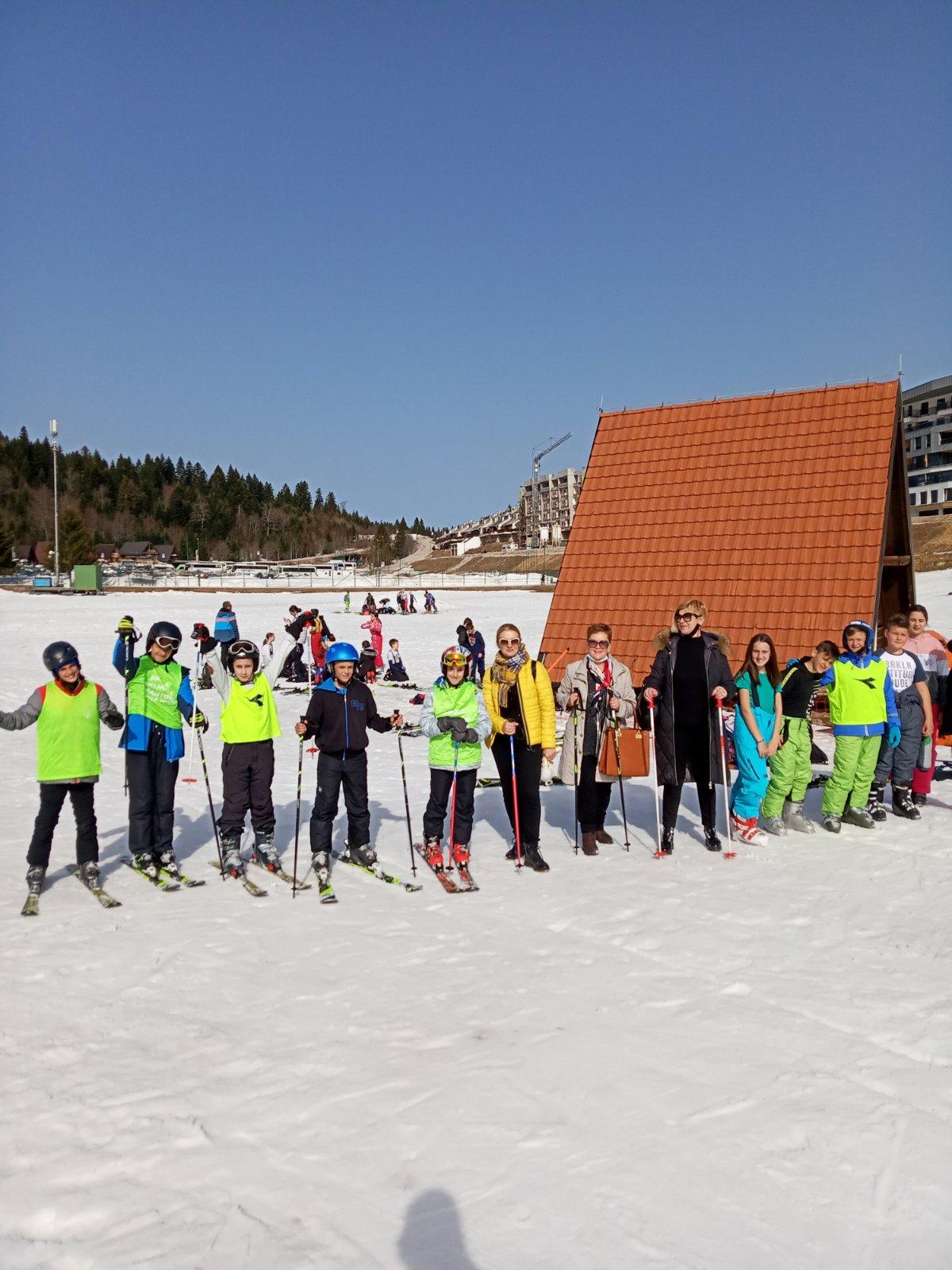 Škola skijanja VI-2 i VI-3