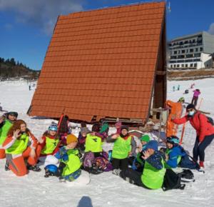Škola skijanja VI-1